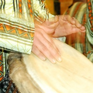 Drumming and mental health